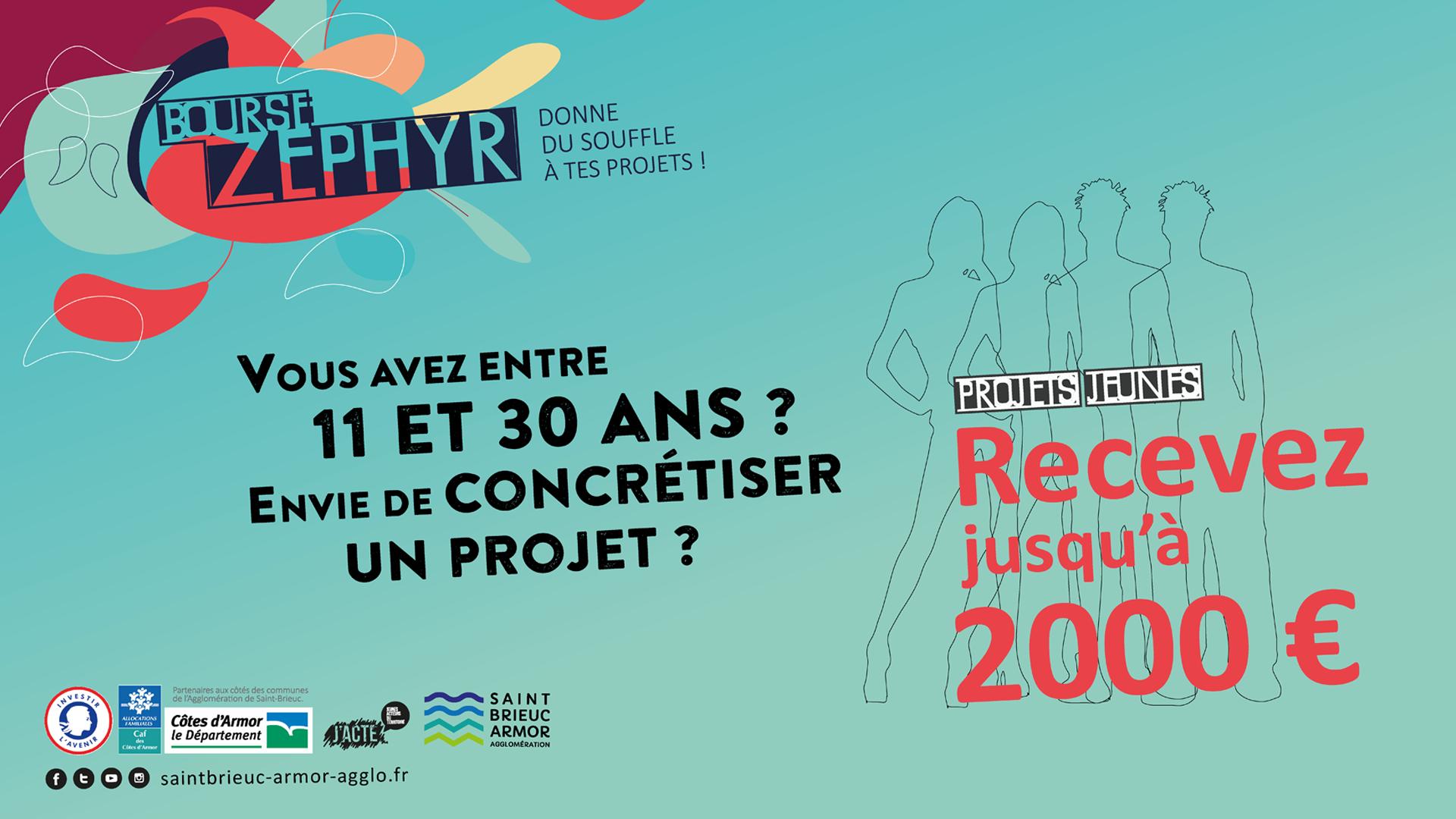 Bourse Zéphyr Pour Les 11 à 30 Ans Site Officiel De La